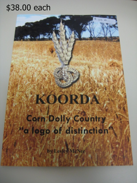Corn Dolly Book