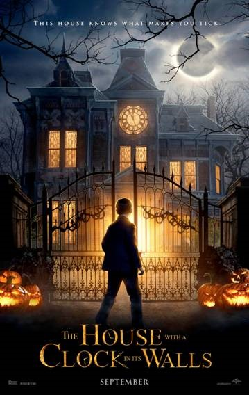 The House with a clock in it's Walls Movie