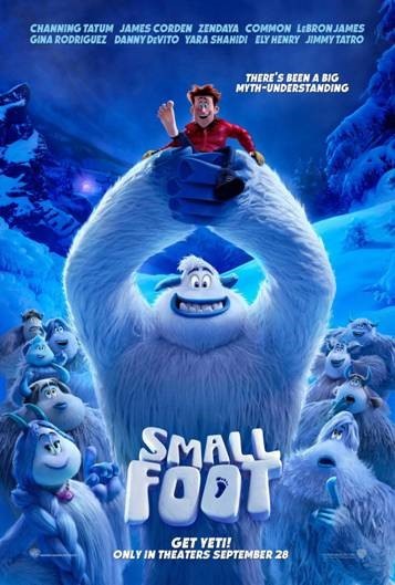 Small Foot Movie